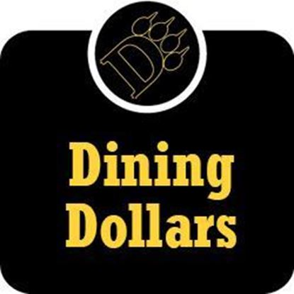 Picture of $1 - $49 ODU Dining Dollars